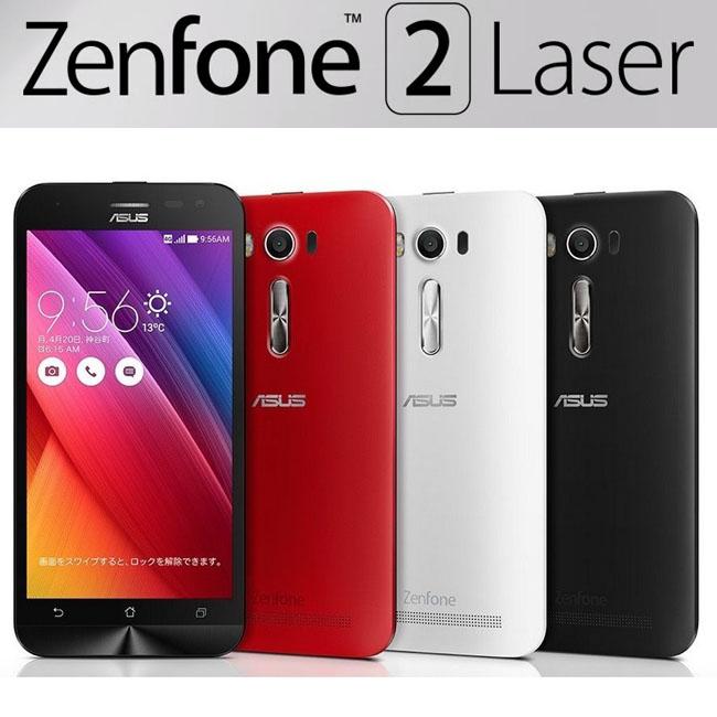 (全新昇級版)華碩 ASUS ZenFone 2 Laser (ZE500KL-16G)雙卡4G/1300萬/高通四核心智慧型手機◆送藍牙自拍棒