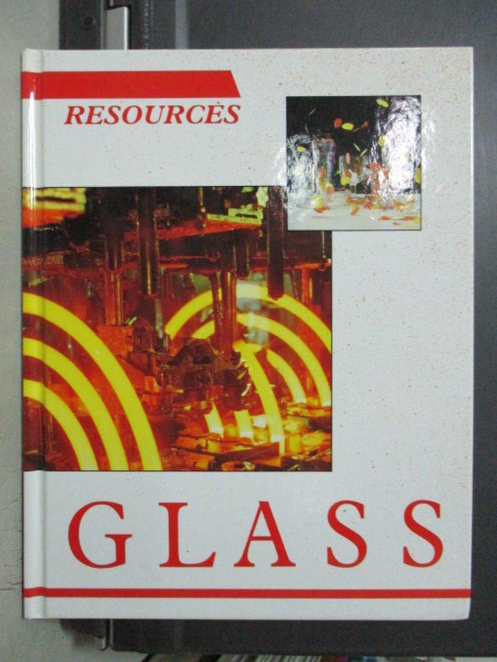 【書寶二手書T2/大學理工醫_QGL】Glass (Resources)_1993_isbn 1568470428