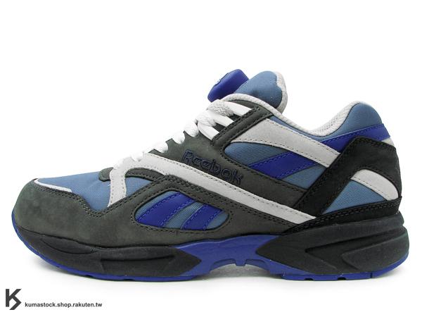 [57%OFF][26cm] 2010 PUMP 20周年紀念 限量發售289雙 獨立編號 Reebok x 美國紐約鞋舖 PACKER SHOES x 街頭塗鴉大師 STASH 三方聯名 PUMP GRAPHLITE 灰藍 灰黑藍 (1-V50533) !