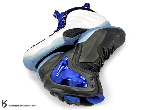 2014 傳奇球星 專屬鞋款 NIKE SHOOTING STARS 組合包 明星賽 AIR FOAMPOSITE ONE 白藍黑 星星 + LIL PENNY POSITE 黑藍 木偶 小噴尼 半文錢 透明底 太空鞋 ZOOM HARDAWAY FLIGHT MAGIC 魔術 (679766-900) !