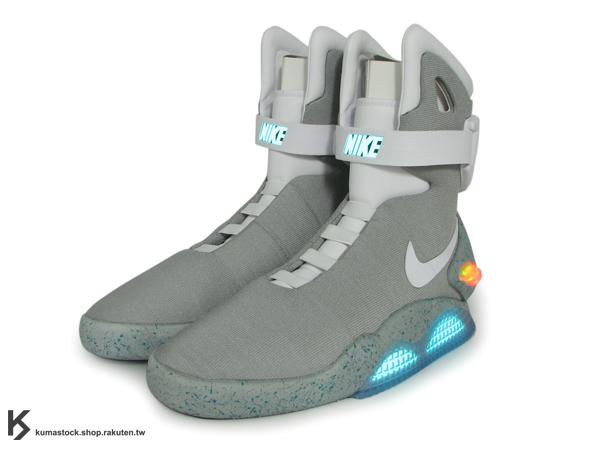 全世界1510雙限定 eBay拍賣義賣 2011 NIKE MAG 回到未來 Back to the Future 麥可福克斯基金會 Michael J. Fox Foundation