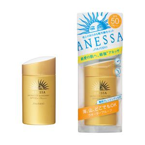 2011年全新資生堂 ANESSA (安耐曬) 『防水.防汗.防護隔離霜』金瓶60ml