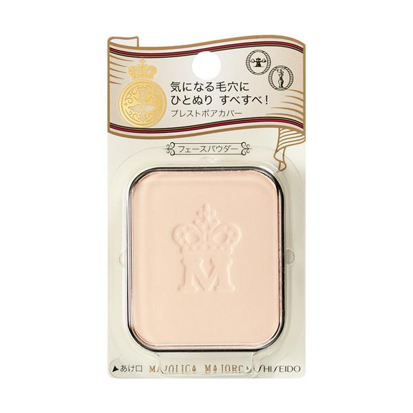 日本原裝~資生堂 Majolica 戀愛魔鏡 『魔法天使肌蜜粉芯