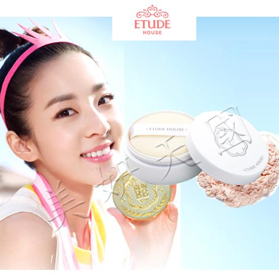 韓國原裝 ~ETUDE HOUSE『 一拍即合輕盈防護蜜粉 』自然膚色 / SHINEE代言