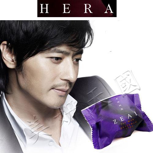 韓國原裝~HERA ZEAL For Man  Perfumed Soap   『 男性用保濕香水美容皂 』60g
