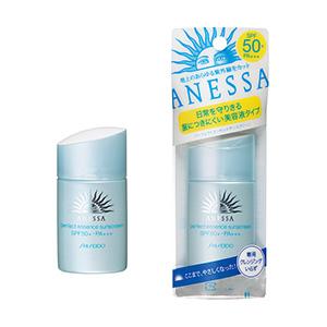 2010年全新資生堂 ANESSA (安耐曬) 『防汗.防護隔離霜』淺藍瓶60ml
