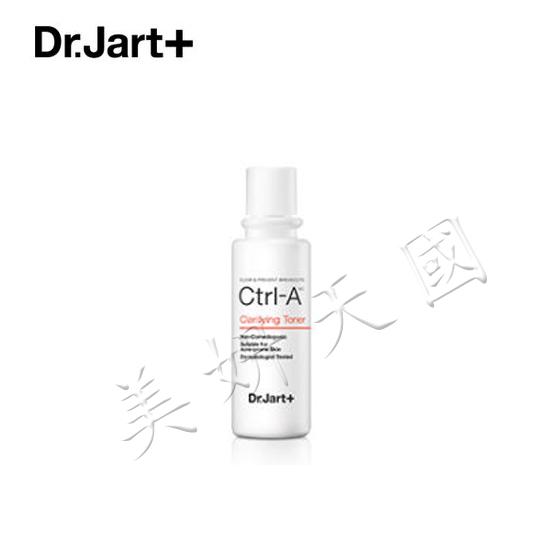 韓國原裝~Dr.Jart+ Ctrl-A Clarifying Toner『 敏感膚質用保濕化妝水20ML 』體驗瓶