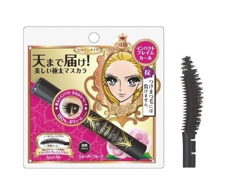 日本銷售第一名 Kiss Me 奇士美 花漾美姬 『 花漾美姬 奢華電眼睫毛膏  』