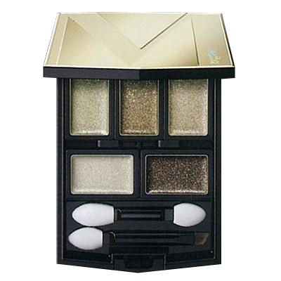 日本原裝~資生堂 Maquillage美人心機 09年限量款 『睛亮光采眼影』GD831 金色系