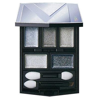 日本原裝~資生堂 Maquillage美人心機 09年限量款 『睛亮光采眼影』SV832 銀色系