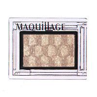 日本資生堂 Maquillage 心機 『 單色眼影』BR 300