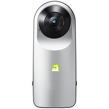 門市拆封福利品 LG 360° 環景攝影機 公司貨 LG-R105 ATWNTS LG360 含稅開發票