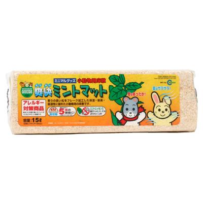 日本Marukan 爽快消臭地毯-薄荷清香味 1條 MR-752