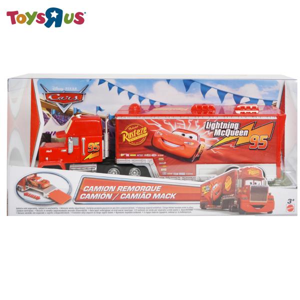 玩具反斗城  Cars 麥大叔運輸車