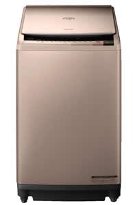 HITACHI 日立 SFBWD10W(N) 尼加拉飛瀑洗脫烘直立式洗衣機 (10kg,香檳金)【零利率】