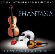 【小閔的古典音樂世界】EMI 朱利安.洛伊.韋伯(Julian Lloyd Webber)/洛伊.韋伯:歌劇魅影幻想協奏曲(台灣特別盤)[Lloyd Webber: Phantasia/The Woman In White Suite]【1CD+1VCD】