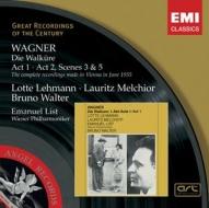 【小閔的古典音樂世界】EMI GROC世紀原音系列170-華爾特(Bruno Walter)指揮維也納愛樂/華爾特指揮女武神第一幕(Wagner:Die Walkure Act1 & Act2,Scenes 3 & 5)【1CD】