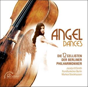 【小閔的古典音樂世界】EMI 柏林愛樂12把大提琴(Die 12 Cellisten der Berliner Philharmoniker)/天使之舞[Angel Dances]【1CD】