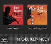 【小閔的古典音樂世界】EMI 甘乃迪(Nigel Kennedy)/甘乃迪的巴哈與韋瓦第耶誕套組[Nigel Kennedy─2CD Originals Limited Edition]【2CDs】