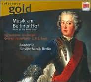 EDEL/Berlin 柏林古樂學會樂團(Akademie fur Alte Musik Berlin)/黃金典藏系列14 - 古典時期的柏林宮廷音樂[Reference Gold 14 - Music at the Berlin Court]【1CD】