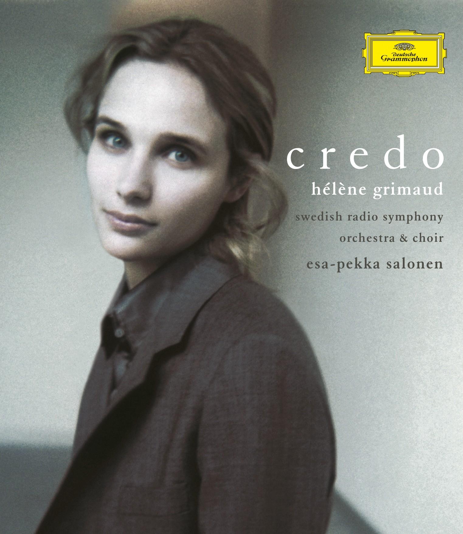 DG 葛莉茉/信經[Credo / Helene Grimaud (BDA/Pure Audio)]【1 BDA】