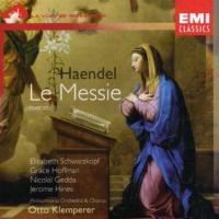 EMI 克倫培勒(Otto Klemperer)/韓德爾:神劇《彌賽亞》選曲[Handel:The Messiah(extraits)]【1CD】