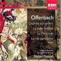 EMI 諾曼(Jessye Norman) & 貝岡莎(Teresa Berganza)/奧芬巴哈:輕歌劇選粹[Offenbach:Orphee Aux Enfers (extraits), La Belle Helene (extraits), La Perichole (extraits)]【1CD】
