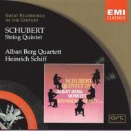 EMI GROC世紀原音系列1-席夫(Heinrich Schiff)、阿班貝爾格弦樂四重奏(Alban Berg Quartett)/舒伯特:弦樂五重奏(Schubert:String Quintet)【1CD】