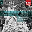 EMI 雙子星系列(Gemini) 加里洛夫(Andrei Gavrilov)、李希特(Sviatoslav Richter)/韓德爾:鍵盤組曲II、貝多芬:第2號鋼琴奏鳴曲(HANDEL:Keyboard Suites II, BEETHOVEN:Piano Sonata No.2)【2CDs】