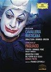 DG 馬士康尼:歌劇「鄉間騎士」/雷翁卡伐諾:歌劇「丑角」【1DVD】