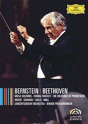 DG 伯恩斯坦(Leonard Bernstein)/貝多芬:莊嚴彌撒、合唱幻想曲、芭蕾音樂《普羅米修斯的創造物》【1DVD】