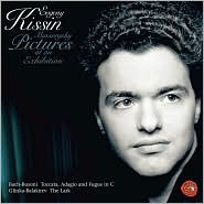 【小閔的古典音樂世界】SONY∮BMG 紀新(Evgeny Kissin)/穆索斯基:展覽會之畫[Mussorgsky: Pictures at an Exhibition]【1CD】