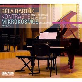 Membran 巴爾托克(Béla Bartók)/西格提(Joseph Szigeti)/班尼.顧德曼(Benny Goodman)/24BIT DIGIPACK經典-巴爾托克:對立,小宇宙(選曲)【1CD】