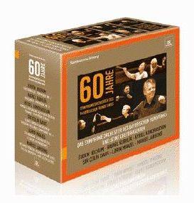 【小閔的古典音樂世界】BR 巴伐利亞廣播交響樂團60週年紀念套裝(60th anniversary of the Symphonieorchester des Bayerischen Rundfunks)【7CDs】
