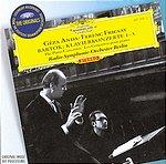 【小閔的古典音樂世界】DG 安達(Géza Anda) & 弗利克賽(Ferenc Fricsay)/大花版系列1 - 巴爾托克:鋼琴協奏曲第1-3號[Bartók:Piano Concerto No.1 - No. 3]【1CD】