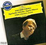 【小閔的古典音樂世界】DG 吉利爾斯(Emil Gilels)/大花版系列51 - 葛利格:抒情小品集[Grieg:Lyric Pieces]【1CD】