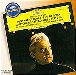 【小閔的古典音樂世界】DG 卡拉揚(Herbert von Karajan)/大花版系列54 - 雷史畢基:羅馬之泉、羅馬之松、第三號古代風格舞曲與歌謠、阿比諾尼:慢板[Respighi:Fountains of Rome、Pines of Rome、Antiche danze ed arie per liuto, Suite III、Albinoni:Adagio]【1CD】