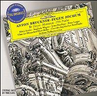 【小閔的古典音樂世界】DG 約夫姆(Eugen Jochum)/大花版系列102 - 布魯克納:讚頌[Bruckner:Te Deum、Motets]【1CD】