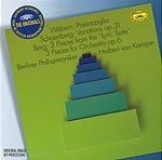 """【小閔的古典音樂世界】DG 卡拉揚(Herbert von Karajan)/大花版系列115 - 魏本:帕薩卡格里、荀白克:變奏曲、貝爾格:三首小品選自《抒情組曲》、三首管弦樂小品[Webern:Passacaglia、Schoenberg: Variationen op. 31、Berg:3 Pieces from the """"Lyric Suite""""、3 Pieces for Orchestra]【1CD】"""