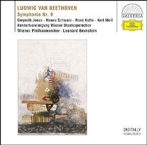 DG 畫廊系列100 伯恩斯坦(Leonard Bernstein)/貝多芬:第9號交響曲「合唱」(BEETHOVEN:Symphonie No.9)【1CD】