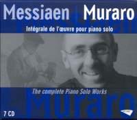 【小閔的古典音樂世界】ACCORD 穆拉洛(Roger Muraro)/梅湘:獨奏鋼琴作品全集[Messiaen: Integrale de L'Oeuvre Pour Piano Solo]【7CDs】