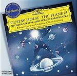 DG 史坦柏格(William Steinberg)/大花版系列133 - 理察史特勞斯:查拉圖斯特拉如是云、霍爾斯特:行星組曲[R. Strauss: Also sprach Zarathustra、Holst:The Planets]【1CD】