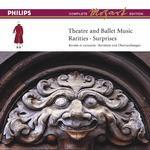 PHILIPS 莫札特大全17/遺珠小品、劇院與芭蕾音樂【5CDs】