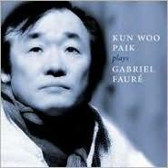DECCA 白建宇(Kun Woo Paik)/佛瑞鋼琴作品選集[Kun Woo Paik plays Gabriel Fauré]【1CD】