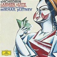 "【小閔的古典音樂世界】DG 普雷特涅夫(Mikhail Pletnev)/謝德林:《卡門》組曲、淘氣的五行打油詩、鐘[Shchedrin:""Carmen"" Suite、Orchestra Concerto No.1 ""Naughty Limericks""、Orchestra Concerto No.2 ""The Chimes""]【1CD】"
