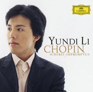 DG 李雲迪(Yundi Li)/蕭邦:4首詼諧曲、3首即興曲[Chopin:4 Scherzi, 3 Impromptus]【1CD】