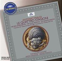 ARCHIV 平諾克(Trevor Pinnock)/大花版系列174 - 韋瓦第:四季[Vivaldi:The Four Seasons]【1CD】