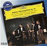 DG 波里尼(Maurizio Pollini) & 義大利弦樂四重奏團(Quartetto Italiano)/大花版系列177 - 布拉姆斯:鋼琴五重奏[Brahms:Piano Quintet Op.34]【1CD】