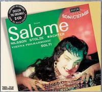 【小閔的古典音樂世界】DECCA 笛卡原音系列013 妮爾森(Birgit Nilsson) & 蕭提(Georg Solti)/理察史特勞斯:歌劇《莎樂美》[Strauss: Salome]【2CDs】
