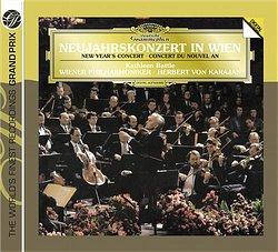 DG 音樂大獎-世界最佳錄音名作系列9卡拉揚/1987年維也納新年音樂會【1CD】